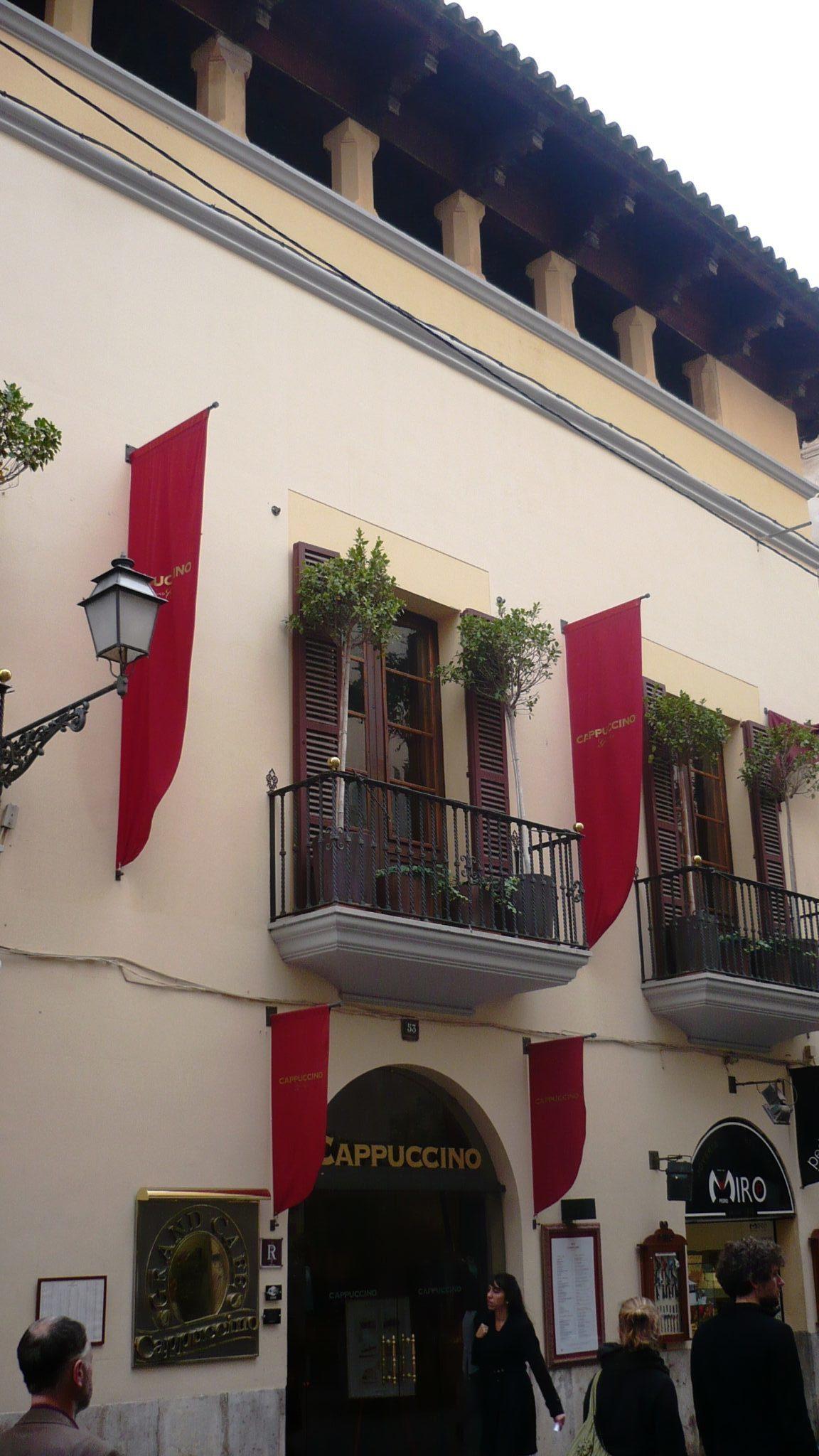 Detalles acabado restauraci n fachada frontis - Trabajos verticales en palma ...