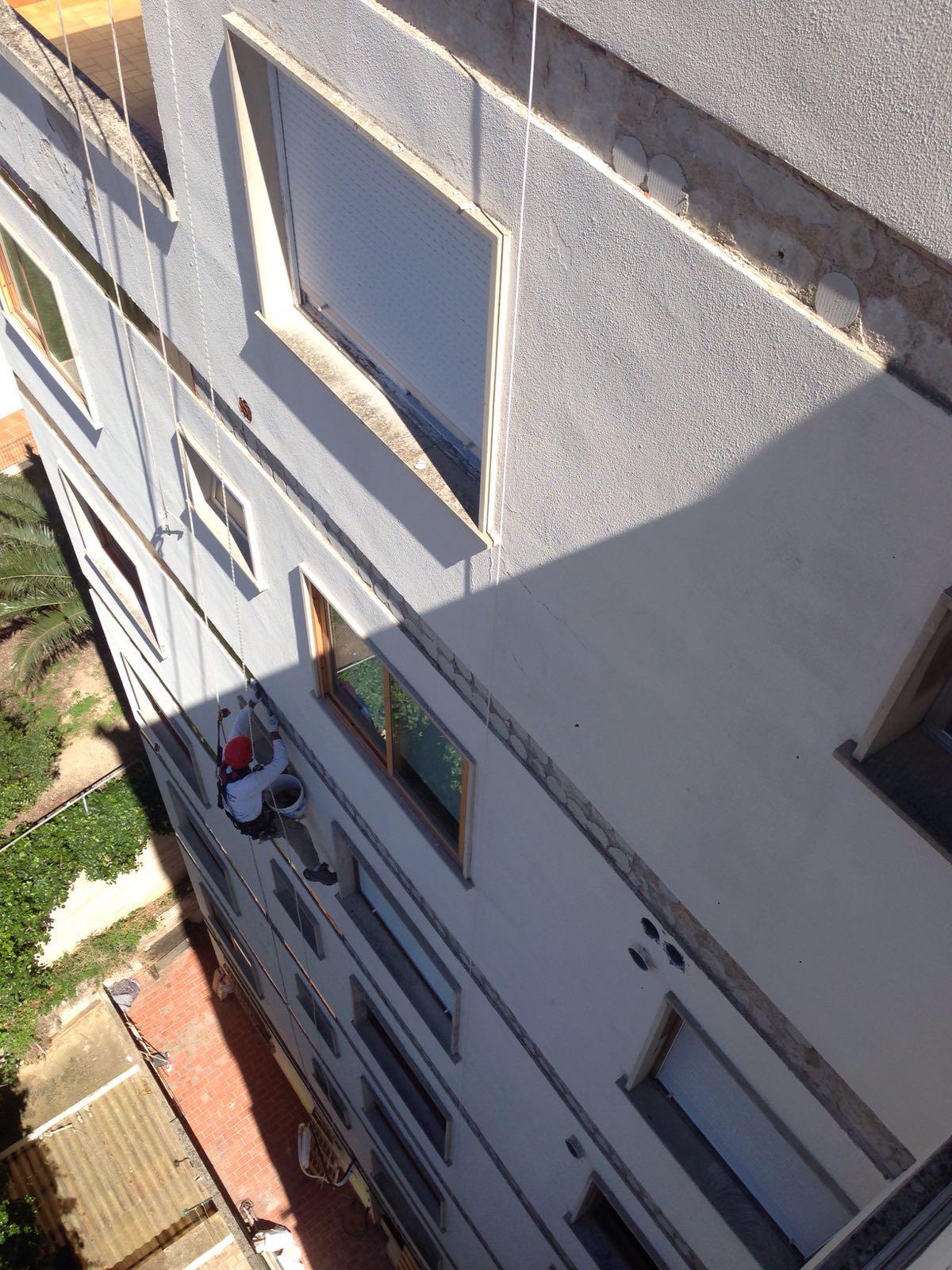 trabajos verticales en palma de mallorca frontis